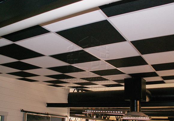 Akustik Asma Tavan Panelleri Fiyatları