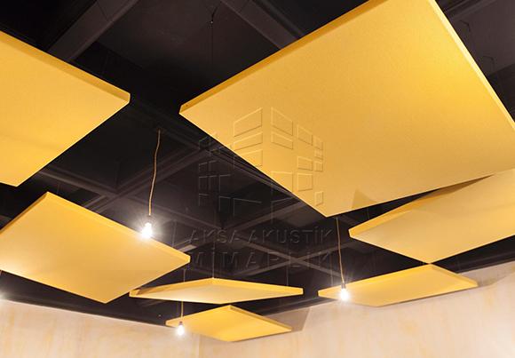 Akustik Yüzer Tavan Panelleri Fiyatları
