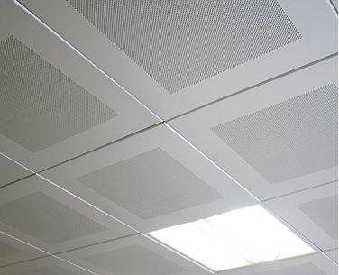 Metal Asma Tavan Paneli